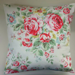 "Cushion Cover in Cath Kidston Hampstead Rose 14"" 16"" 18"" 20"""